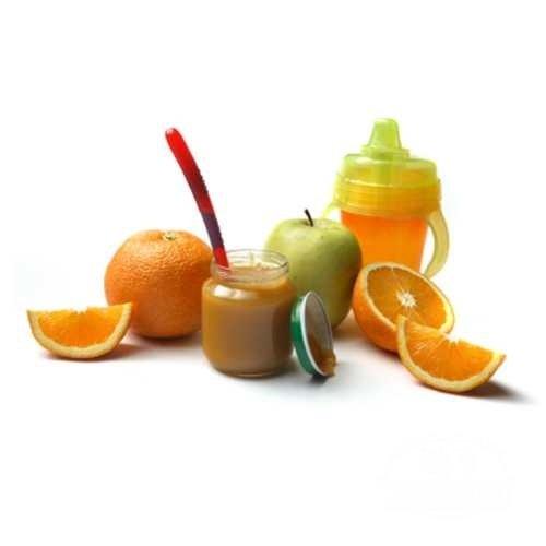 Как приготовить детям фруктовое пюре #3
