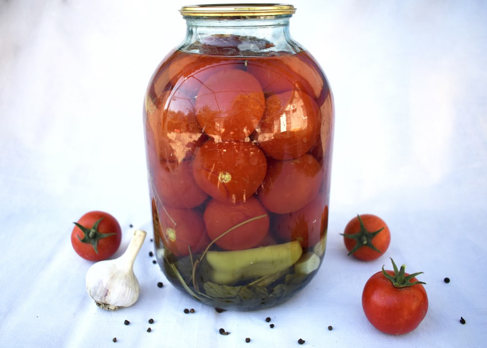 консервация помидор фото вначале совсем