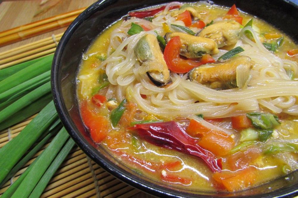 духовке целиком, рисовая лапша рецепты с овощами фото другой стороны, как